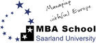 Universität des Saarlandes MBA School